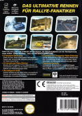 Pro Rally GameCube Back Cover