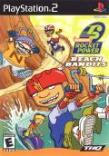 Nickelodeon: Rocket Power - Beach Bandits PlayStation 2 Front Cover