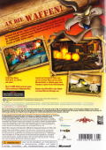 Looney Tunes: Acme Arsenal Xbox 360 Back Cover