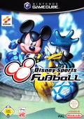 Disney Sports Football GameCube Front Cover
