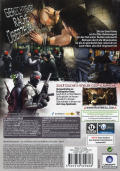 Tom Clancy's Splinter Cell: Conviction Windows Other Keep Case - Alternate - Back