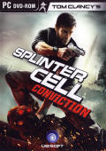 Tom Clancy's Splinter Cell: Conviction Windows Other Keep Case - Alternate - Front