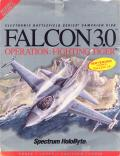 Falcon 3.0: Operation: Fighting Tiger DOS Front Cover