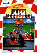 Pole Position ZX Spectrum Front Cover