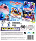 Monsters vs. Aliens PlayStation 3 Back Cover