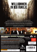 The Godfather: The Game Xbox 360 Back Cover