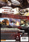 Stuntman: Ignition Xbox 360 Back Cover