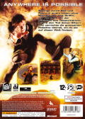 Jumper: Griffin's Story Xbox 360 Back Cover