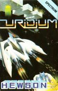 Uridium ZX Spectrum Front Cover