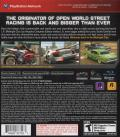 Midnight Club: Los Angeles (Complete Edition) PlayStation 3 Back Cover