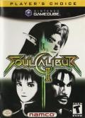 SoulCalibur II GameCube Front Cover