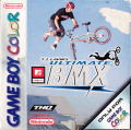 MTV Sports: T.J. Lavin's Ultimate BMX Game Boy Color Front Cover