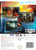 The Conduit Wii Back Cover