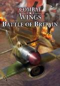 Combat Wings: Battle of Britain Windows Front Cover