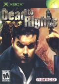 Dead to Rights Xbox Front Cover