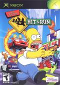 The Simpsons: Hit & Run Xbox Front Cover