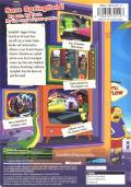 The Simpsons: Hit & Run Xbox Back Cover