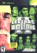 Legends of Wrestling II Xbox Front Cover