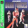 Star Wars: Dark Forces PlayStation Front Cover