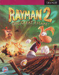 Rayman 2: The Great Escape Windows Front Cover