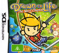 Drawn to Life: The Next Chapter Nintendo DS Front Cover