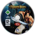 Prince of Persia: The Sands of Time Windows Media Disc 1