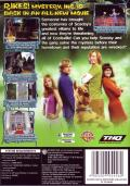Scooby Doo 2: Monsters Unleashed Windows Back Cover