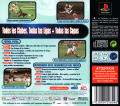 FIFA 99 PlayStation Back Cover