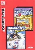 Skateboard Park Tycoon 2003 / Snowboard Park Tycoon Windows Front Cover