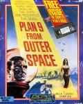 Plan 9 From Outer Space DOS Front Cover