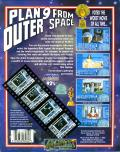 Plan 9 From Outer Space DOS Back Cover