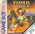 Tomb Raider Game Boy Color Front Cover