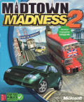 Midtown Madness 2 Windows Front Cover