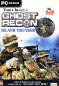 Tom Clancy's Ghost Recon: Island Thunder Windows Other Keep Case - Front