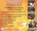 Crusaders of Might and Magic Windows Other Jewel Case - Back