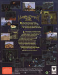 Magic Carpet 2: The Netherworlds DOS Back Cover