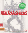 Metal Gear Solid Windows Front Cover