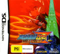 Mega Man Zero Collection Nintendo DS Front Cover