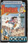 Hunchback Commodore 64 Front Cover