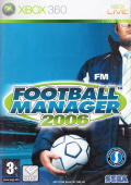 Worldwide Soccer Manager 2006 Xbox 360 Front Cover