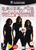 Charlie's Angels GameCube Front Cover