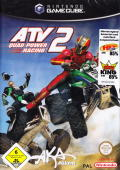 ATV: Quad Power Racing 2 GameCube Front Cover