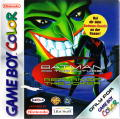 Batman Beyond: Return of the Joker Game Boy Color Front Cover
