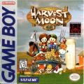 Harvest Moon GB Game Boy Front Cover