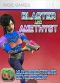 Blaster and Amethyst Xbox 360 Front Cover