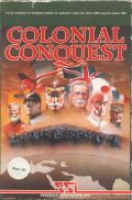 Colonial Conquest Atari ST Front Cover