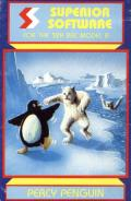 Percy Penguin BBC Micro Front Cover