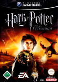Harry Potter and the Goblet of Fire GameCube Front Cover