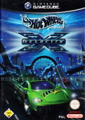 Hot Wheels: Velocity X GameCube Front Cover