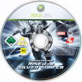 Fantastic Four: Rise of the Silver Surfer Xbox 360 Media